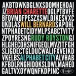 Alphabet City (PR8140)